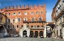 dei piazza signori Verona Fotografia Stock