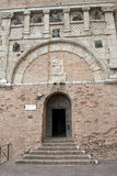 Dei Priori Palazzo στην Περούτζια Στοκ Εικόνες