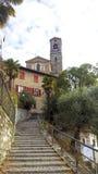 Dei Santi Simone e Fedele Chiesa стоковые фото