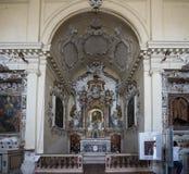 Dei Santi Siro e Libera Chiesa в городе Вероны стоковые фотографии rf