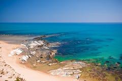 dei scala Sicily turchi Zdjęcie Royalty Free
