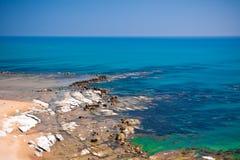 dei scala Sicily turchi Zdjęcia Royalty Free