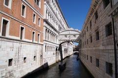 Dei Sospiri Ponte Стоковые Изображения RF