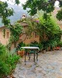 Dei? stad in het eiland van Mallorca, Spanje royalty-vrije stock afbeeldingen