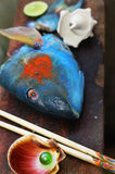 Dei sushi di concetto vita ancora Fotografie Stock