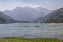 Dei Tramonti Lago в Friuli стоковое изображение rf