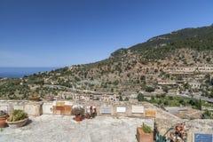 Deia, Balearic wyspy, Hiszpania obrazy stock