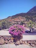Deia on Majorca Royalty Free Stock Image