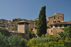 Deia, Mallorca Stock Foto's