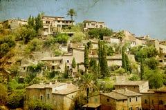 Deia, Mallorca, Balearic island, Spain Royalty Free Stock Photography