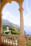 Deia mirador des Galliner Son Marroig Majorca Royalty Free Stock Photography