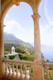 Deia mirador des Galliner Son Marroig Majorca Royalty Free Stock Photography