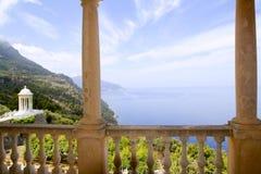 Deia mirador des Galliner Son Marroig Majorca Royalty Free Stock Image