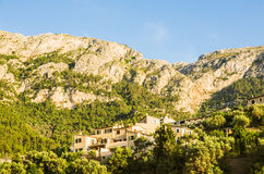 Deia village on Majorca Royalty Free Stock Photography