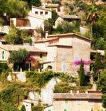 Deia village in Mallorca, Spain Royalty Free Stock Photo