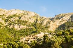 Deia wioska na Majorca fotografia royalty free
