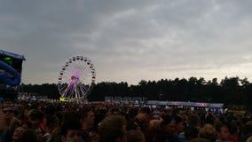 Deichbrand festival Royaltyfria Bilder