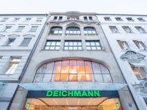 Deichmann munich Stock Photography