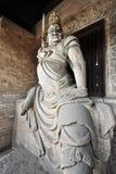 Deidad budista del protector Fotos de archivo