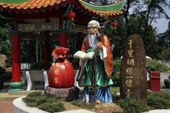 Deidad china Fotografía de archivo libre de regalías