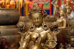 Deidades hindúes Imagen de archivo libre de regalías