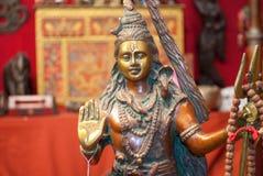 Deidades hindúes Imágenes de archivo libres de regalías