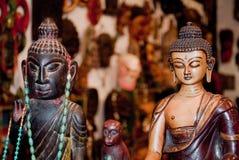 Deidades hindúes Fotos de archivo libres de regalías