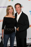 Deidre Hall,  Drake Hogestyn Royalty Free Stock Images