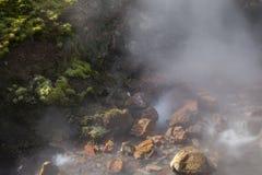 Deildartunguhver Geotermiczna wiosna, Iceland Fotografia Royalty Free
