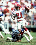 Deion Sanders Atlanta Falcons Royalty Free Stock Photos