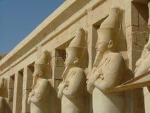 Deir Al-Bahari Lizenzfreies Stockfoto