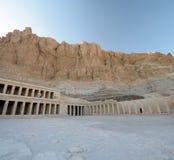 Deir El Bahari Royalty Free Stock Image