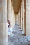 Deir el Bahari Royalty Free Stock Photo