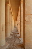 Deir El-Bahari, Luxor, Egypt. Royalty Free Stock Images