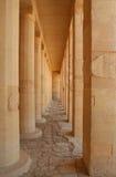 Deir El-Bahari, Luxor, Egypt. Royalty Free Stock Images