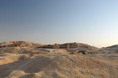 Deir el-Bahri Egypt Stock Photography
