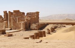 Deir el-Hagar Stock Photography