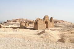 Deir-EL-Medina Foto de archivo libre de regalías