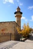 Deir el-Qamar, Lebanon. Mosque at Deir el-Qamar, Lebanon, orginally built by Prince Fhakhreddine in the 15th century Royalty Free Stock Photos