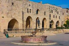 Deir Gr Qamar Libanon Stock Fotografie