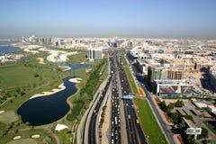 Deira在迪拜 免版税库存图片