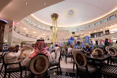 Deira City Center Stock Photo