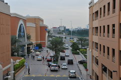 Deira City Centre in Dubai, UAE Stock Photo