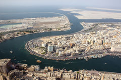 Deira district, Dubai Royalty Free Stock Photos