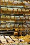 Deira Gouden Souk in Doubai Stock Foto