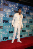 Deitrick Haddon in the Press Room of the 42nd NAACP Image Awards Stock Images