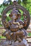 Deity Ganesha Stock Afbeeldingen