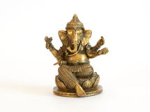 Deity of Ganesha from India Stock Image