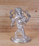 Deity Hindu god of wisdom and prosperity Ganesha Stock Photography