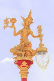 Deity of Thai Story Royalty Free Stock Photography
